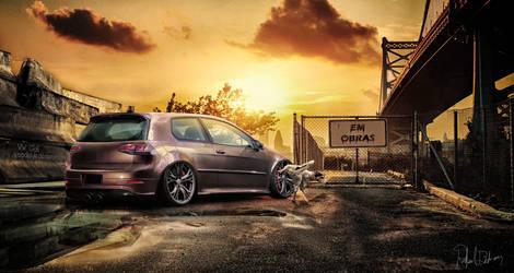 VW Golf GTI by Codistyle
