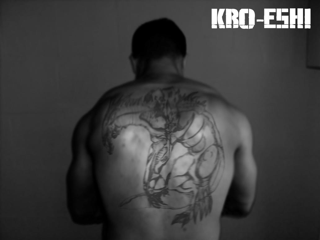 Kuz V1 tattoo