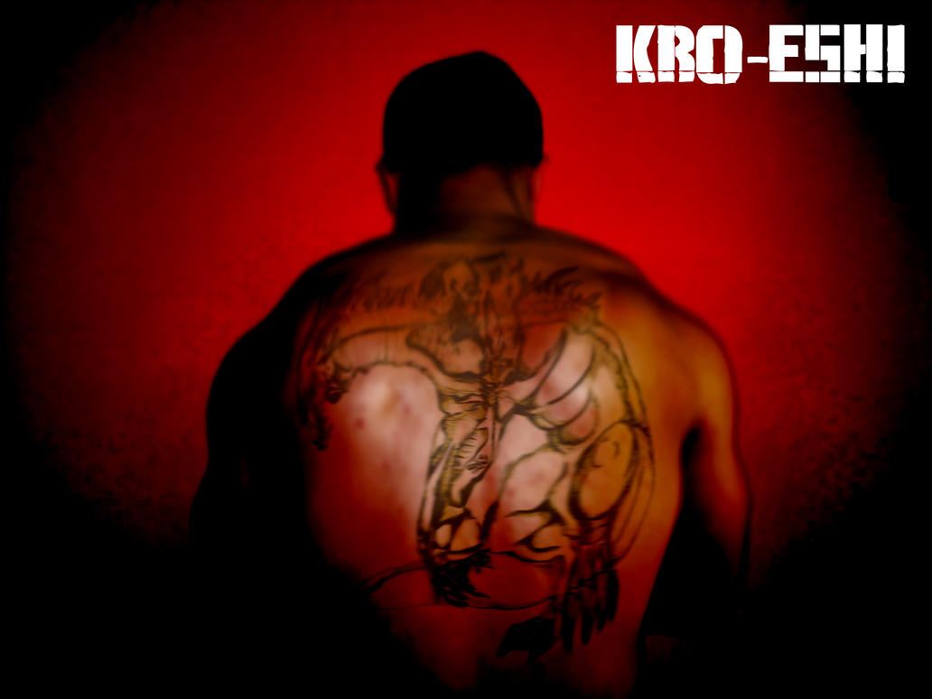 Kuz V2 tattoo