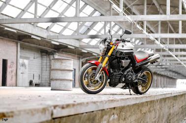 Yamaha MT-01 by diddylux