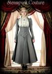 The Lady Grey Coat