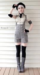 Jumper Shorts by ByKato