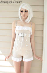 Sweet Pea Playsuit by ByKato
