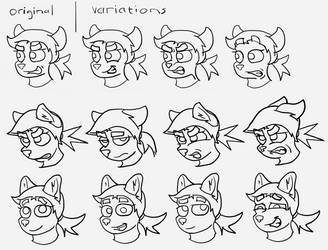 Kate 2 Expressions Rework Part1