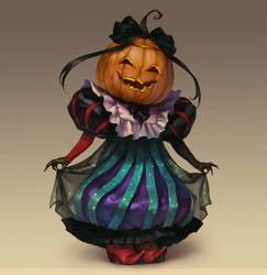 Princess-pumpkin