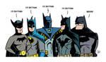 Batman: Time Passes Strangely