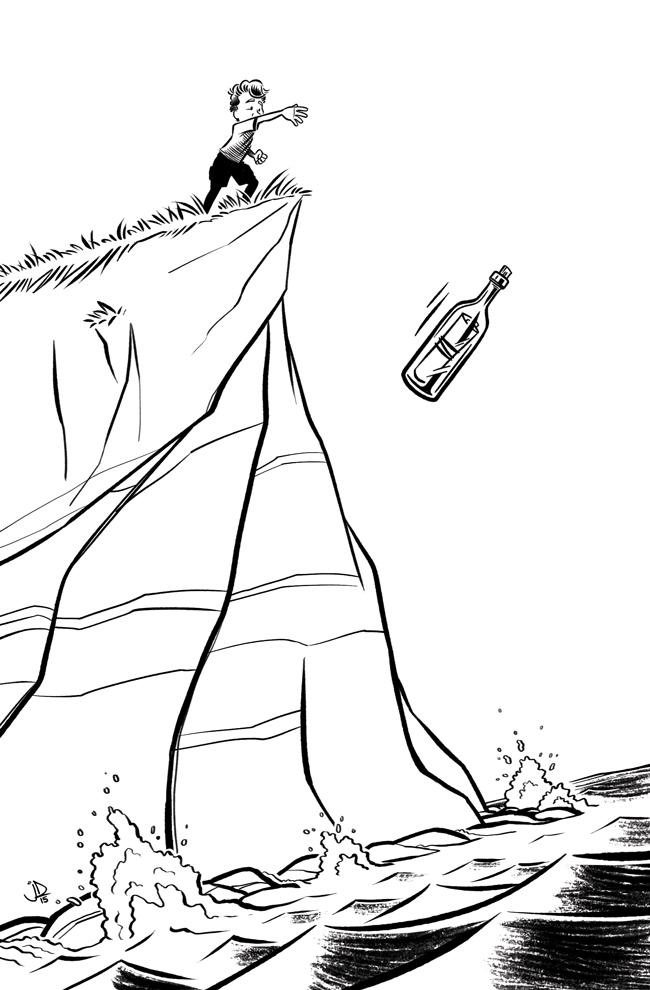 Scotia Sinker Chapter Illustration No. 1 by joelduggan