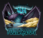 FoulDragon (Dark) - Commission by joelduggan