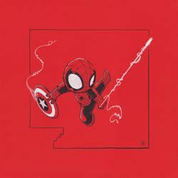 Chibi Spider-Man Thief II