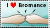Bromance Stamp