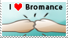 Bromance Stamp by PuhshPuhsh