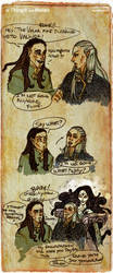Silmarillion -Of Thingol and Melian by Allysterio