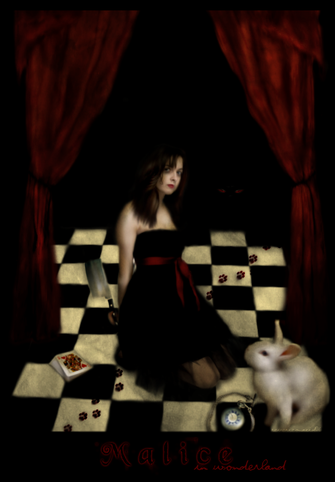 In Wonderland by Reverie-On-Acid