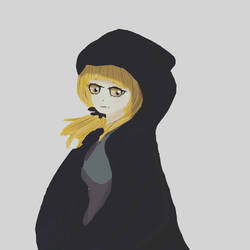 Hoodie Girl by Annichu2