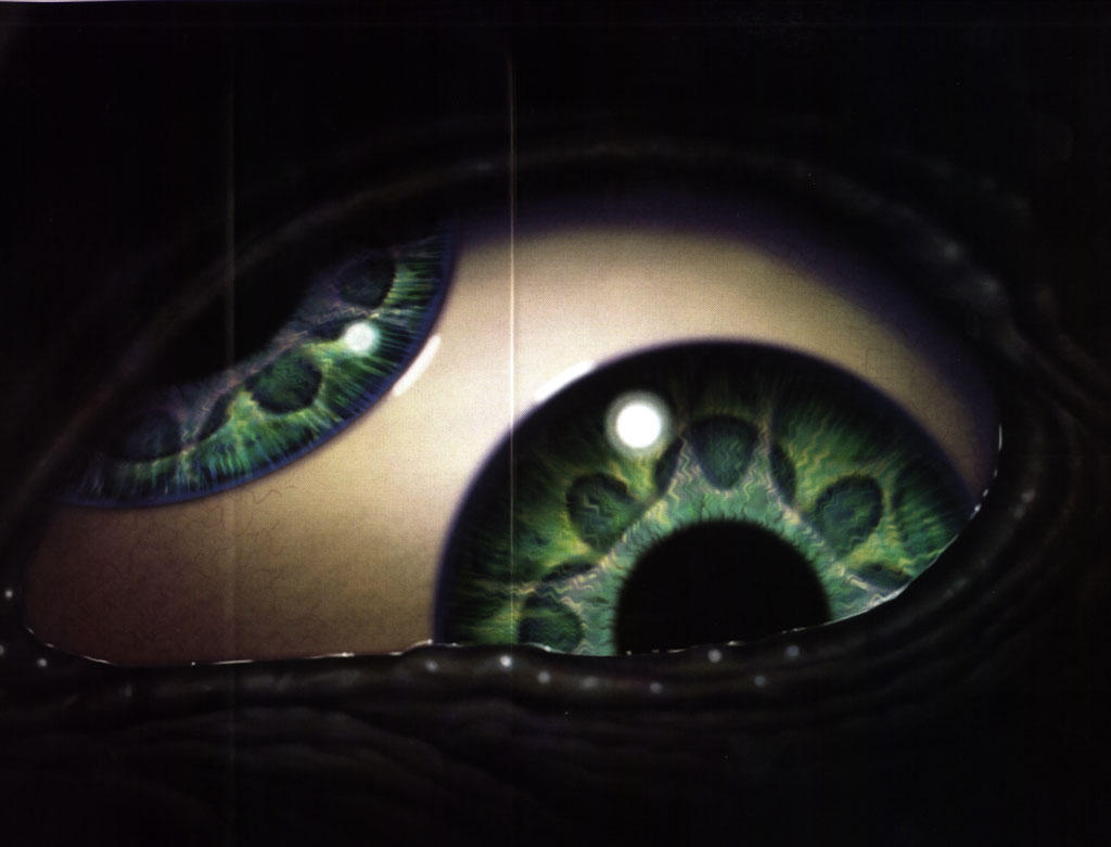 eye from Tool by blendandbalance on DeviantArt