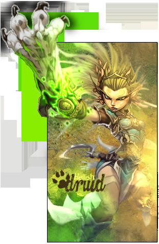 Druid by H3llish