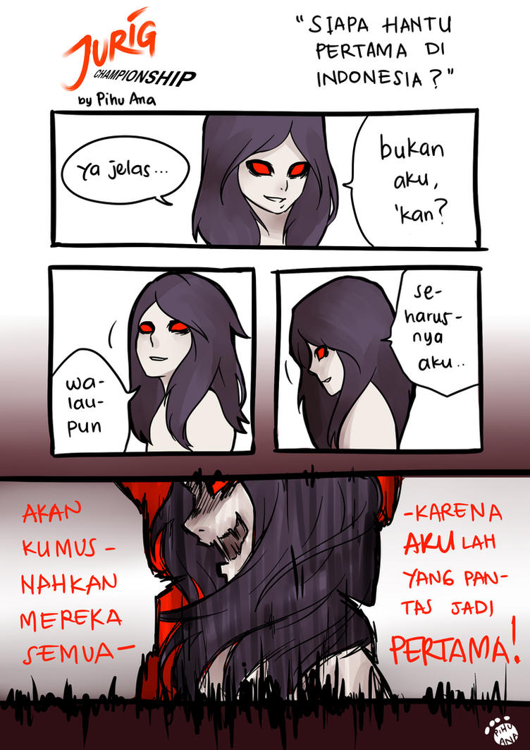 Interview Kuntilanak by pihu-ana