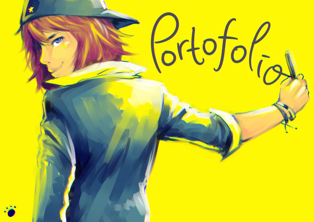 Porto Cover by pihu-ana