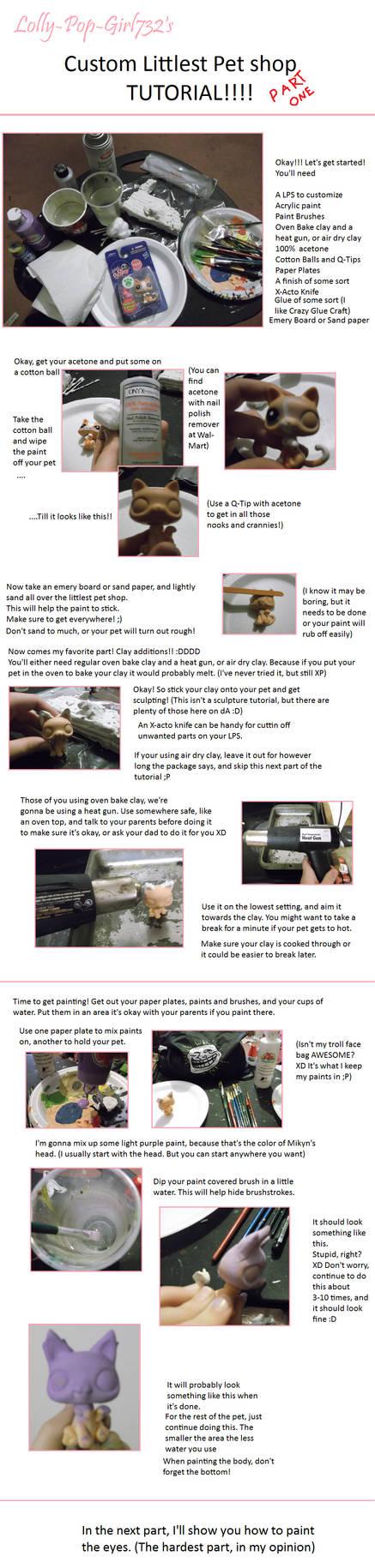 Custom LPS tutorial :Part 1: