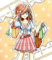 Lil' Shopper by Kat-Chan1994
