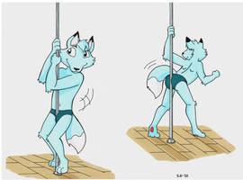 terry poledance by sprucehammer