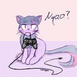 Twilight wants to play too!