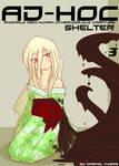 AD-HOC Volume 3 Manga Cover