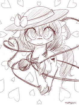 NATG VIII: Just Draw Koishi