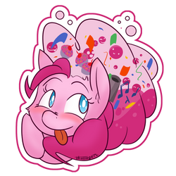 NATG X 12: Pinkie Party Thoughts