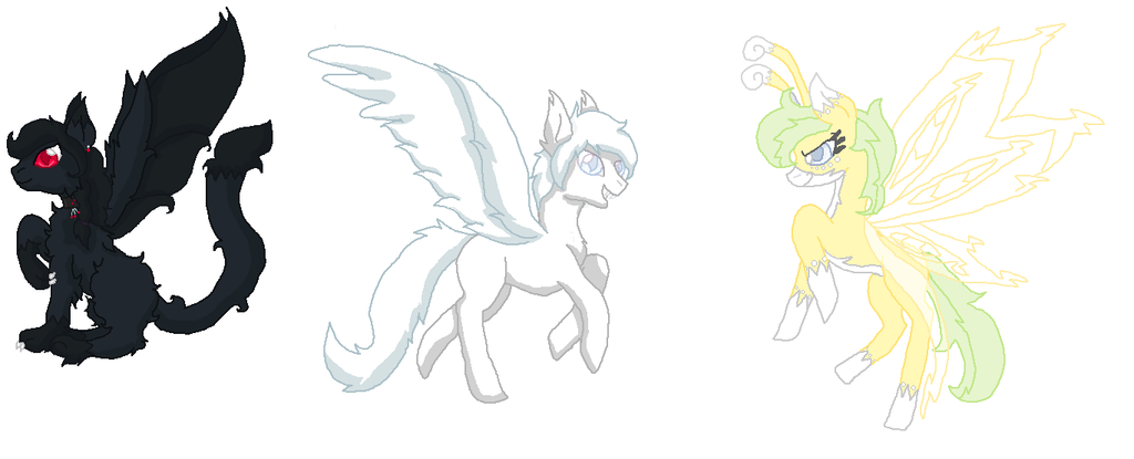 Mlp Adopts by ShifterDreams
