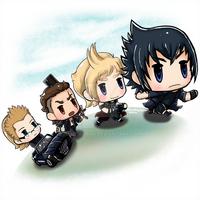World of Final Fantasy XV