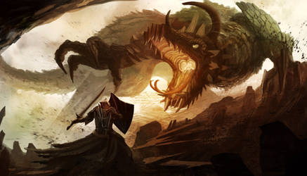 Dragonborn by Long-Pham