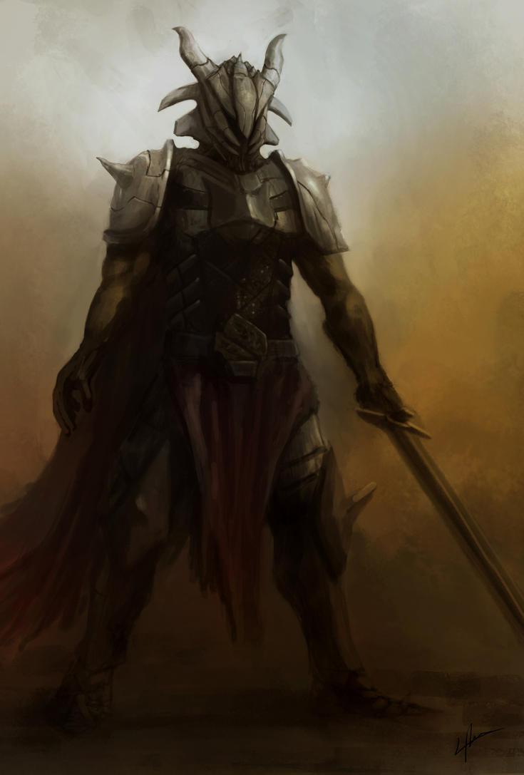 Fantasy Armor by Long-Pham