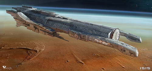 STS ISIS by Long-Pham