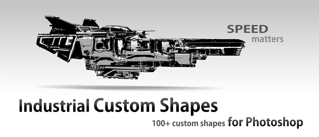 Custom Shapes Pack _by Long Pham by Long-Pham