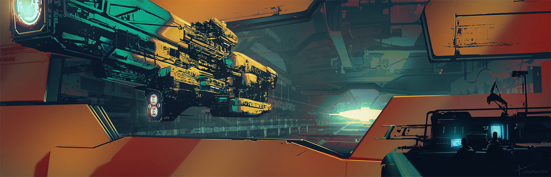 Alpha Gate by Long-Pham