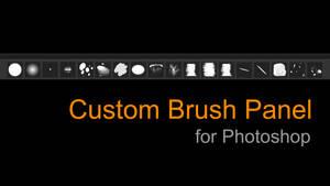Tutorial :Build a Custom Panel for Photoshop