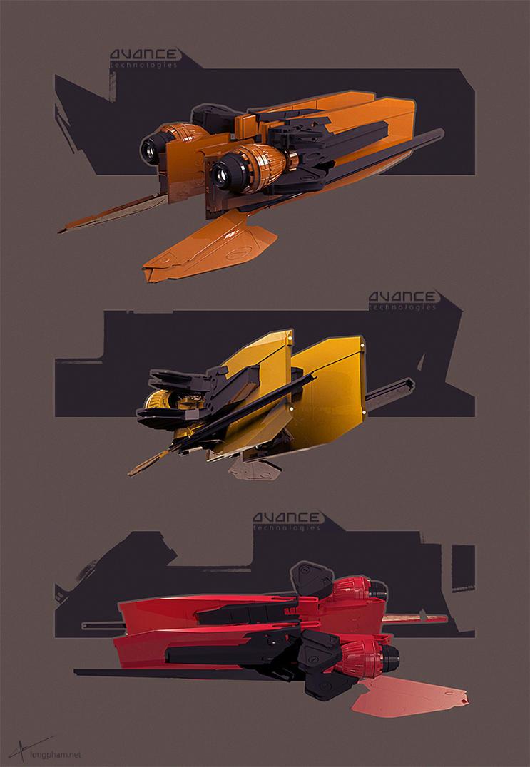 Kit ship by Long-Pham