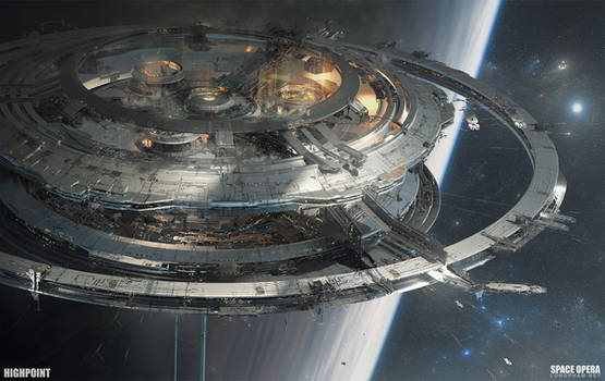 Space station - Highpoint
