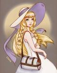 Pokemon Sun and Moon - Lillie
