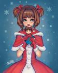 Christmas Sakura