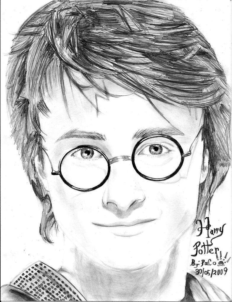 Harry Potter by Machiavello on DeviantArt
