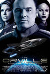 The Orville Movie Poster. by AkiraTheFighter24