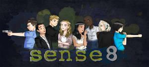 Sense8 Fanart