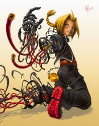 Fullmetal Disintegration by Clockwork7