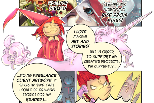 Life Story Excerpt! by Clockwork7