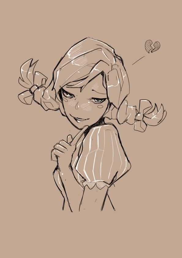 Wendy sketch by Clockwork7