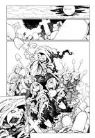 Hollow Fields Page 99 by Clockwork7