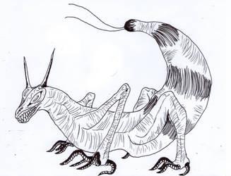 Legacy - Pallium Dragon by Gorger