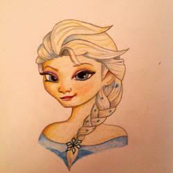 Elsa by Mamakazza